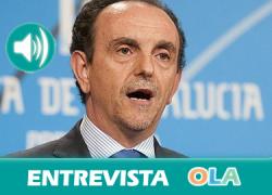 «El objetivo del Pacto por el Turismo es posicionar a Andalucía como principal destino del sur europeo». Rafael Rodríguez (consej. Turismo y Comercio)