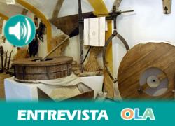 «El trabajo rural artesano es una forma de cooperación que genera vida y fomenta el empleo en los municipios». María Sánchez (Red CIE)