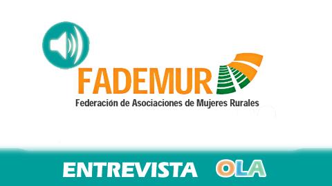 «La lucha por la igualdad debe contemplar acciones concretas y no quedar solo en reivindicaciones escritas». María Inés Casado (FADEMUR)
