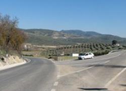 La carretera que va de Alcalá la Real a Frailes contará con mayor seguridad vial gracias a las mejoras anunciadas por la Diputación de Jaén