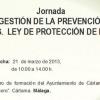 El Centro de Formación y Empleo de Álora organiza una jornada sobre la Ley de Protección de Datos destinada a pymes