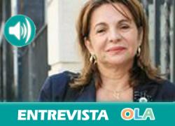 «No se puede olvidar la lucha contra la violencia machista por mucha crisis económica y corrupción que haya en el país». Pilar Sepúlveda (AMUVI)