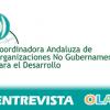«Marcando la casilla solidaria en la Renta fijamos el destino social que queremos darle al 0.7% de nuestros impuestos». Ángeles Fernández (CAONGD)