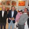 El museo minero de Riotinto muestra una exposición fotográfica sobre el Tinto y sus paisajes con una finalidad solidaria