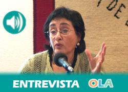 «Los medios de difusión siguen transmitiendo una imagen estereotipada de las mujeres al relegar su presencia a determinados temas como educación o sanidad». Carmen Fernández Morillo (Consejo Audiovisual de Andalucía)