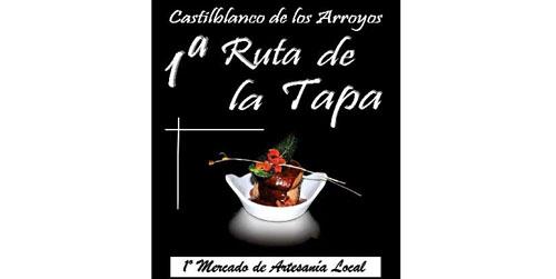 Castilblanco de los Arroyos cierra el programa de actividades con motivo de la celebración de la 1ª Ruta de la Tapa y el 1º Mercado de Artesanía Local