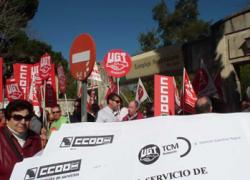 CCOO denuncia que el bloqueo de los convenios colectivos en Andalucía afecta a casi un millón de trabajadores