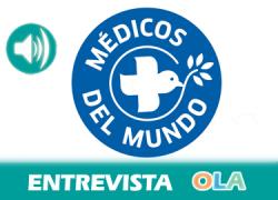 «Retirar la cobertura sanitaria a las personas inmigrantes repercute en toda la sociedad y en el principio de salud universal». Francisco Rabé (Médicos del Mundo Andalucía)