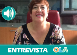 «Tenemos que aprovechar el potencial turístico del interior andaluz a través de la sostenibilidad». Manuela González (DG Calidad – Consej. Turismo y Comercio)