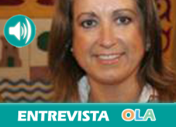 «La Feria de la Gamba es una cita muy importante para el municipio porque ofrece los productos estrella de la localidad y atrae muchos visitantes». Antonia Hernández (Ayto. Punta Umbría)