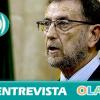 «Queremos un Parlamento más transparente y cercano para que la ciudadanía sienta que también forma parte de la institución». Manuel Gracia (pte. Parlamento de Andalucía)