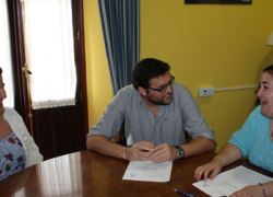 La Asociación Llamador de la Esperanza de la localidad sevillana de Guillena cuenta ya con una nueva sede social cedida por el Ayuntamiento
