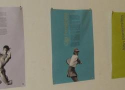 Una exposición en el Instituto Andaluz de Deportes en Málaga pretende visibilizar la homosexualidad entre los deportistas y normalizar su situación