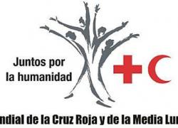 """Hoy se celebra el Día Mundial de la Cruz Roja y de la Media Luna Roja bajo el lema """"Cada vez más cerca de las personas"""""""