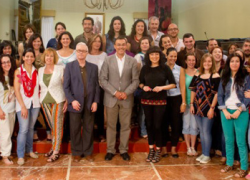 Más de 30 personas de la provincia de Huelva participarán este año en el Programa de Voluntariado Internacional de la Diputación provincial