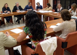 La localidad gaditana de Jerez se incorpora a la red y al plan de solidaridad y garantía alimentaria del decreto contra la exclusión