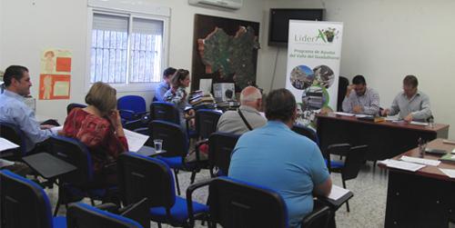 El GDR Valle del Guadalhorce en Málaga apoya nuevas iniciativas en materia de turismo, agricultura y agroindustria aportando desde el 40 al 100 % de la inversion