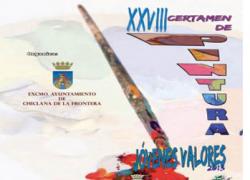 """La Delegación Municipal de Juventud del Ayuntamiento de Chiclana expone las obras del XXVIII Certamen de Pintura """"Jóvenes Valores"""""""