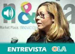 «Andalucía es la segunda comunidad autónoma más emprendedora del país pero falta apoyo para garantizar la consolidación de las empresas». Pilar Ramos (Fundación Andalucía Emprende)