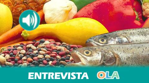 «La dieta mediterránea es sana y económica, pero la reducción de ingresos en las familias está repercutiendo en una peor alimentación». Ana Márquez (nutricionista)
