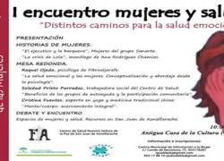 La localidad sevillana de San Juan de Aznalfarache celebra el Día de Acción por las Salud de las Mujeres con el I Encuentro Mujeres y Salud