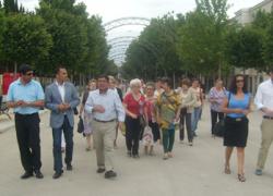 La localidad malagueña de Campillos organiza cuatro rutas por la localidad para promocionar la vida sana entre sus vecinos y vecinas