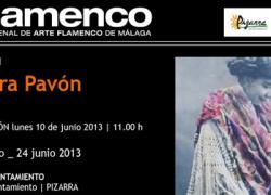 La localidad malagueña de Pizarra acoge una muestra sobre la cantaora Pastora Pavón con motivo de la III Bienal de Flamenco