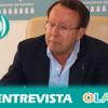 «En las zonas rurales se está creando empleo, tejido productivo y recibe a la ciudadanía que migra desde las ciudades». José Luis Bergillos (ARA)
