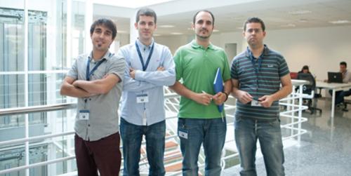 """El proyecto de un grupo de jóvenes ingenieros de la localidad de Alcalá la Real ha sido elegido entre los 15 mejores de la plataforma """"Lanzadera"""""""