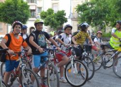 La Asociación de Madres y Padres de un instituto de Torreperogil pone en marcha una iniciativa para conseguir que los alumnos vayan en bici al colegio