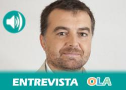 «La creación de empleo, un banco público de tierras y la renta básica son los principales retos que tenemos en esta nueva etapa». Antonio Maíllo (nuevo coordinador IU Andalucía)