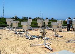 El INTA de Mazagón acoge un encuentro de expertos procedentes de once países destinado a medir el nivel de ozono en el planeta