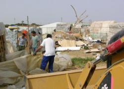 Defensor del Pueblo Andaluz actúa de oficio para investigar la situación de menores en los asentamientos ilegales de la provincia de Huelva