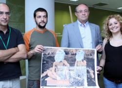 Las becas 'alRaso' de la Diputación de Granada reúnen a una selección de jóvenes artistas de la provincia en la localidad de El Valle de Lecrín