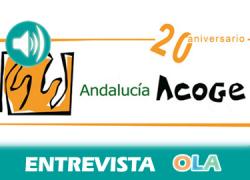 «La gente que está en un CIE está allí por una falta administrativa igual que si estuviesemos los demás por aparcar mal o no llevar el DNI» Mamen Castellano, Andalucía Acoge