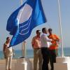 """La playa del Parador en la zona onubense de Mazagón, obtiene las distinciones de Bandera Azul y """"Q"""" de Calidad en reconocimiento a las infraestructuras y servicios de este entorno natural"""