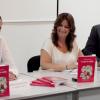 """En el municipio onubense de Nerva, la periodista local Vanesa Navarro presenta su primer libro bajo el título de """"Un cajón de rebeldía"""""""
