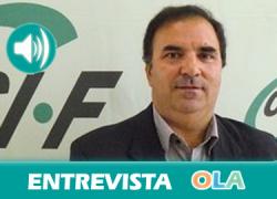 «La destrucción de empleo en la Administración pública lleva a que haya menos prestación de servicios a la ciudadanía». Francisco Iglesias (CSI-F Andalucía)