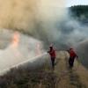 Extinguido el incendio que ha afectado a unas 50 hectáreas de la sierra jienense de Huesa gracias a los efectivos del plan Infoca