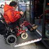 El Comité de Entidades Representantes de Personas con Discapacidad en Andalucía Cermi presenta la `Parada-Refugio´ para favorecer la accesibilidad del colectivo a los transportes públicos