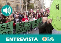 Los movimientos sociales señalan la gravedad de la situación habitacional en Andalucía y la necesidad de medidas más efectivas. Escucha las reacciones dispares de la PAH y el 15M Vivienda sobre el recurso del PP al decreto antidesahucios andaluz.