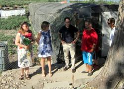 Las tierras agrícolas en desuso del municipio jienense de Mancha Real se convertirán en huertos ecológicos