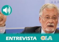 «El termómetro de mi trabajo lo va a marcar la ciudadanía» Jesús Maeztu, defensor del Pueblo Andaluz