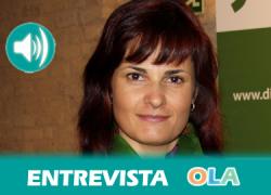 «Hoy día, trabajar no garantiza una buena calidad de vida ni la posibilidad de acceder a determinados servicios». Olimpia Molina (profesora Dcho. del Trabajo UJA)