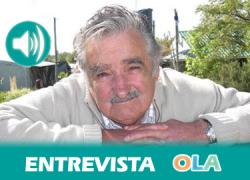 Analizamos la figura de José Mújica, actual presidente de Uruguay con Juan Marchena (catedrático de Hª América, UPO) y Javier Laviña (profesor de Hª América, Barcelona)