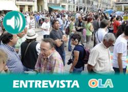 «El sistema político y social no funciona porque no responde a los intereses de la ciudadanía». Isabel Torralba, integrante del 15M