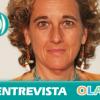 """""""Hacer una combinación de la producción vitivinícola con una oferta turística que permita a los visitantes ver todas las bodegas y hacer todo lo que deseen"""" Cinta Castillo, presidenta de la Fundación Doñana 21"""