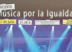 La Delegación de la Mujer del Ayuntamiento de Chiclana organiza el concierto de Música por la Igualdad para el 31de julio