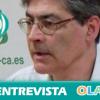 """""""Lo que estamos exigiendo es una ley de financiación local que permita que los ayuntamientos tengan recursos para gestionar los servicios que estimen"""" José Luis Pérez Tapias, viceconsejero de Administración Local"""