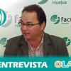 """""""El proyecto de ley para la contratación hipotecaria, además de blindar la transparencia, va a aumentar las sanciones""""Francisco Javier Camacho, responsable de la Oficina de Vicepresidencia de la Junta de Andalucía en Huelva"""
